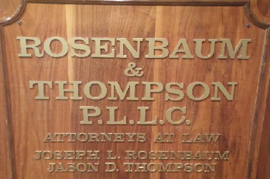 Rosenbaum & Thompson, P.L.L.C