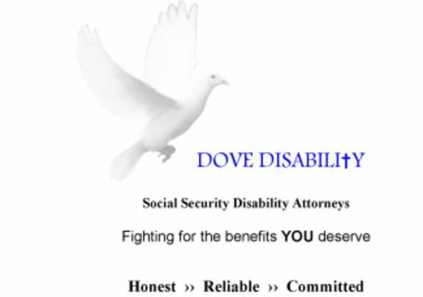 Dove Disability