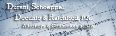 Durant, Schoeppel, Decunto & Ratchford, P.A.