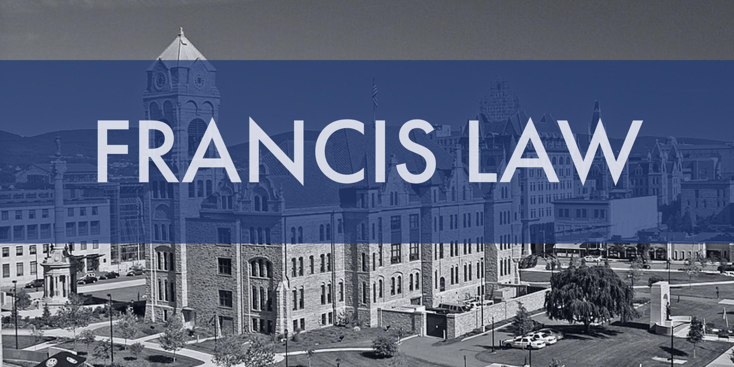 Francis Law