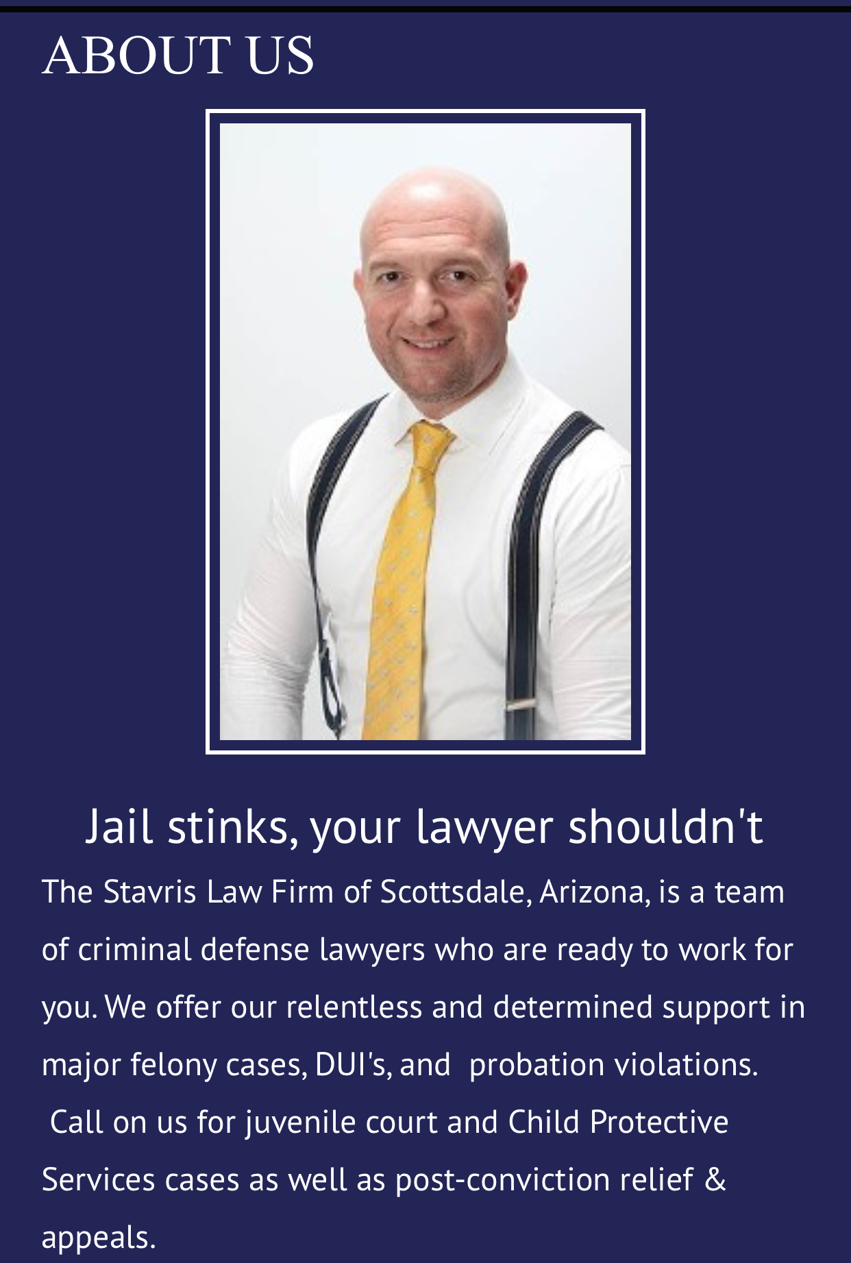 The Stavris Law Firm