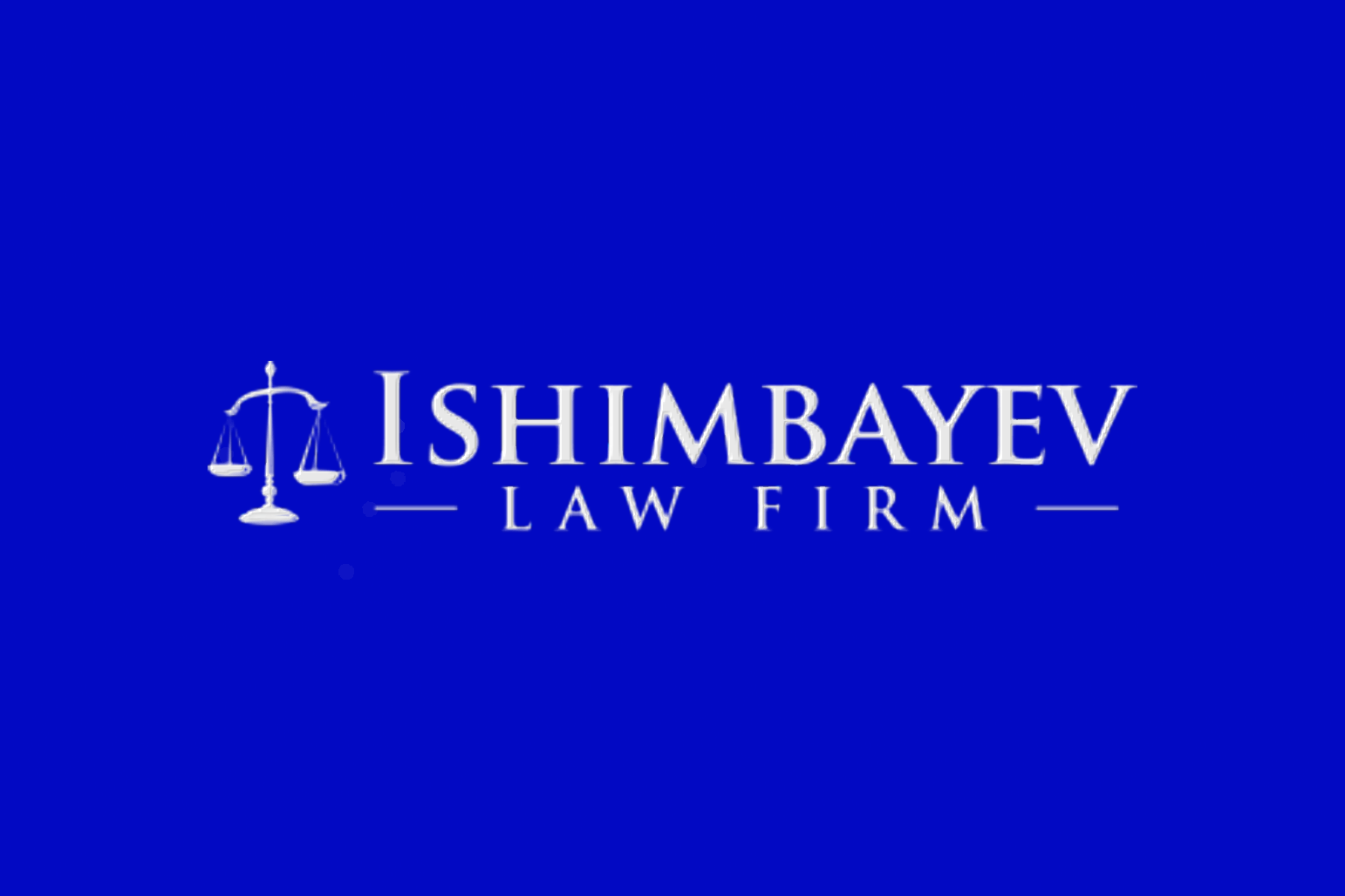 Ishimbayev Law Firm, P.C.