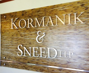Kormanik & Sneed LLP
