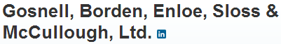 Gosnell, Borden, Enloe, Sloss & McCullough, Ltd.