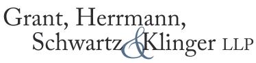 Grant, Herrmann, Schwartz & Klinger LLP