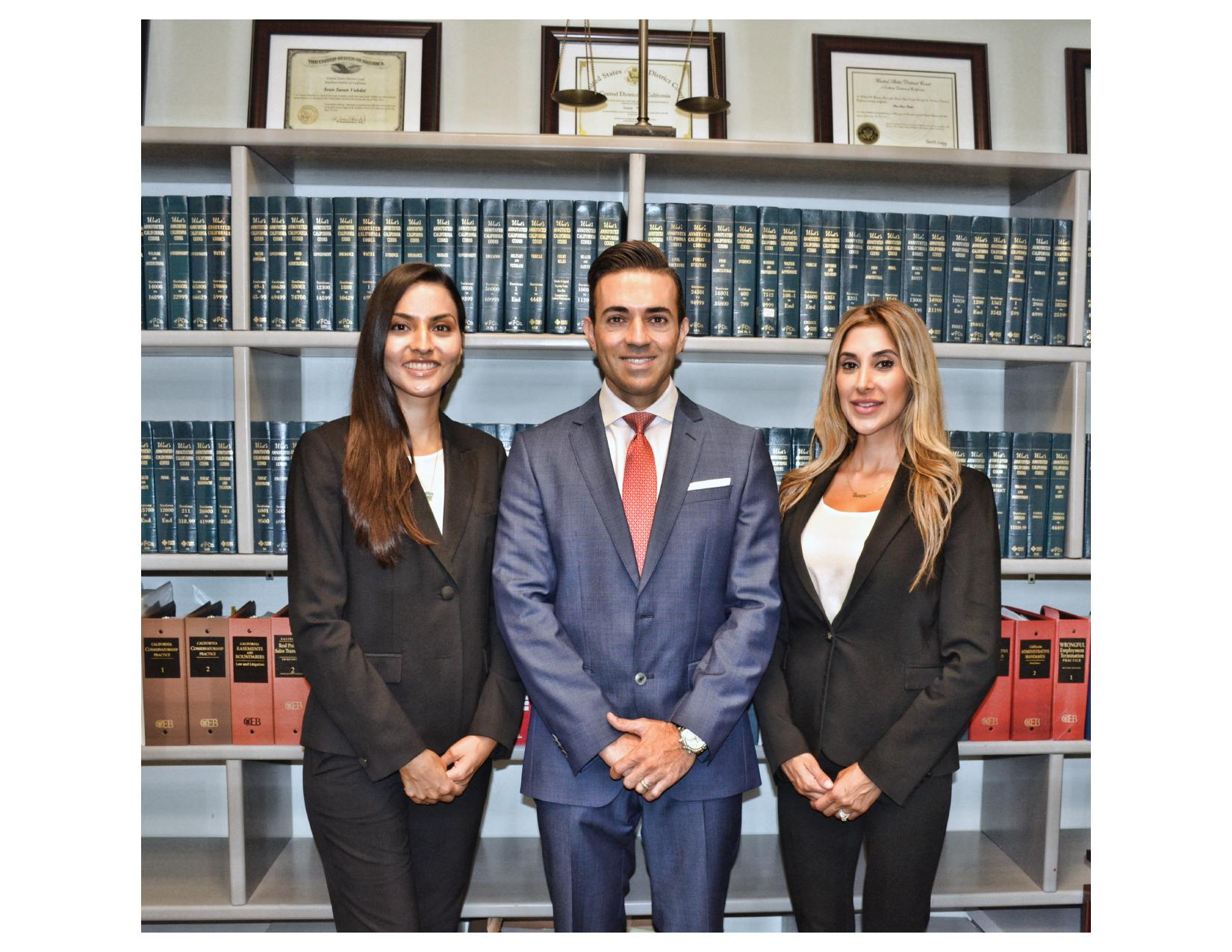 Law Offices of Sean S. Vahdat & Associates, APLC