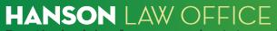 Hanson Law Office PA