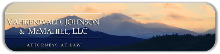 Vahrenwald, Johnson & McMahill, LLC