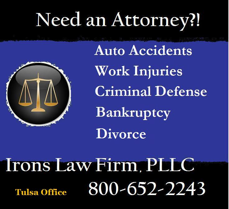Irons Law Firm