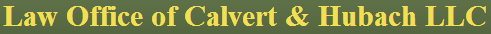 Law Offices of Calvert & Hubach, LLC