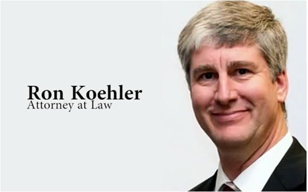 Akron Probate Lawyer,  Ron Koehler