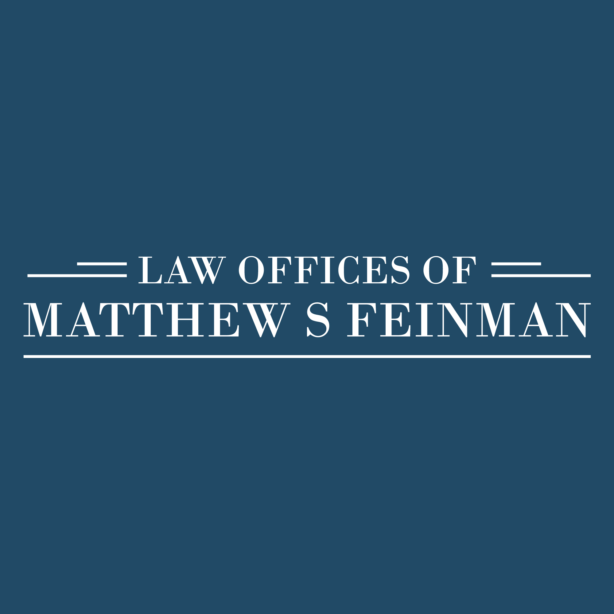 Law Offices of Matthew S Feinman