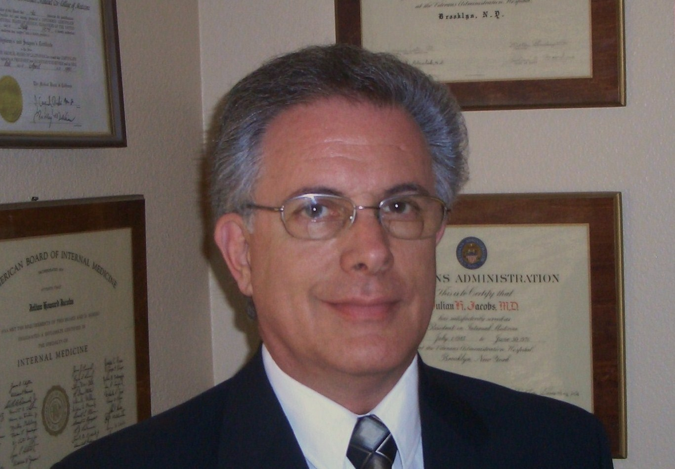 Julian Jacobs, M.D., J.D.