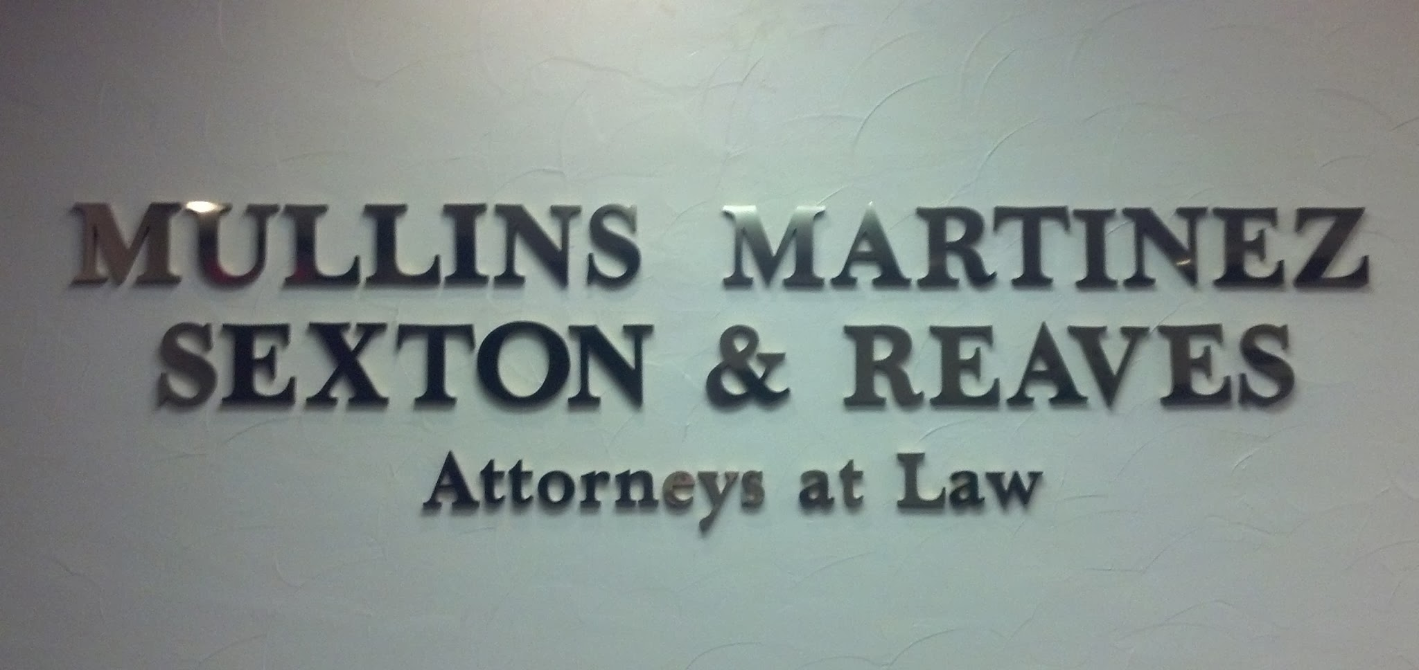 Mullins Martinez Sexton & Reaves, PC