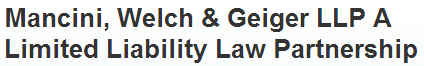 Mancini, Welch & Geiger LLP A Limited Liability Law Partnership