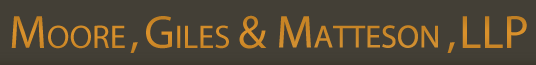 Moore, Giles & Matteson, LLP