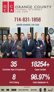 Orange County Criminal Defense Attorneys