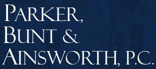 Parker, Bunt & Ainsworth, P.C.