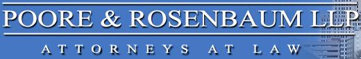 Poore & Rosenbaum LLP