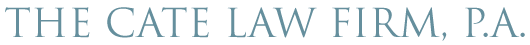 The Cate Law Firm, P.A.