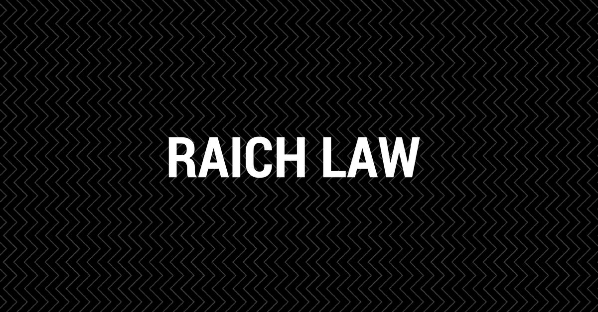 RAICH LAW PLLC