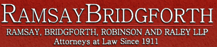 Ramsay, Bridgforth, Robinson and Raley LLP