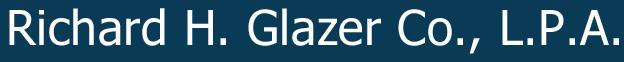 Richard H. Glazer Co., L.P.A.