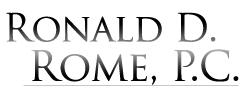 Ronald D. Rome, P.C.