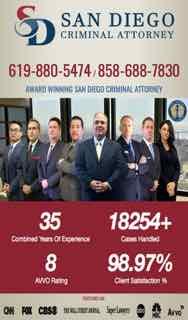 San Diego Criminal Attorney