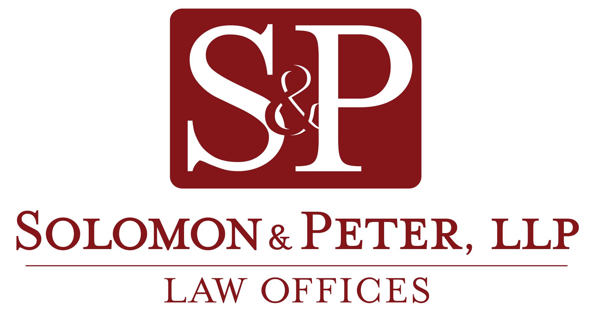 Solomon & Peter, LLP