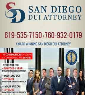 San Diego DUI Attorney