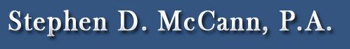 Stephen D. McCann, P.A.