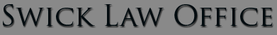 Swick Law Office