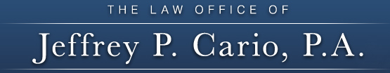 Jeffrey P. Cario, P.A.