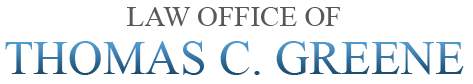 Law Office of Thomas C. Greene