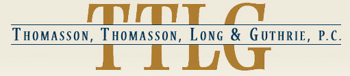 Thomasson, Thomasson, Long & Guthrie, P.C