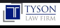 The Tyson Law Firm