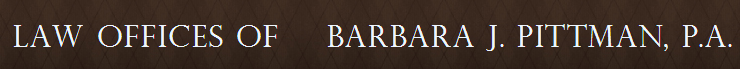 Law Offices of Barbara J. Pittman, P.A