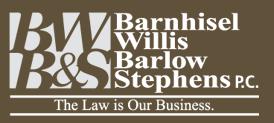 Barnhisel, Willis, Barlow & Stephens, P.C.