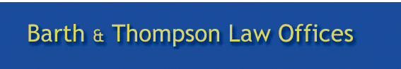 Barth & Thompson Law Offices