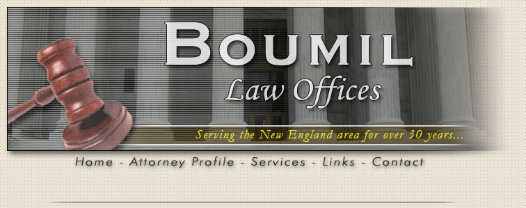 Boumil Law Offices