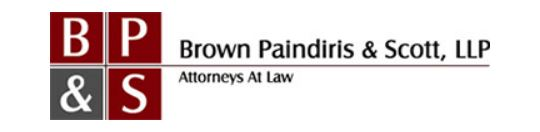 Brown Paindiris & Scott, LLP
