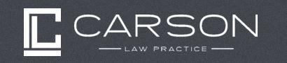 Carson Law Practice