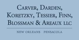 Carver, Darden, Koretzky, Tessier, Finn, Blossman & Areaux, L.L.C.