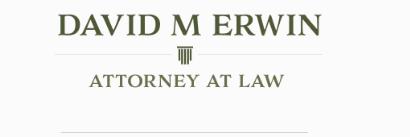 Law Office of David M. Erwin