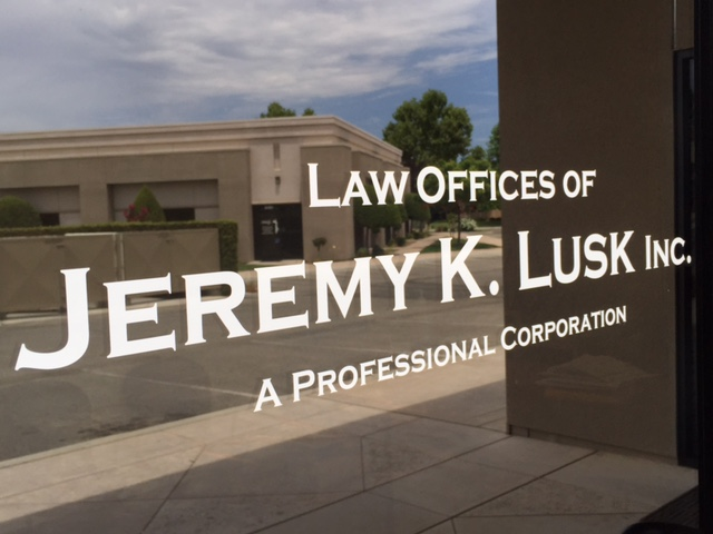 Law Offices of Jeremy K. Lusk, Inc.