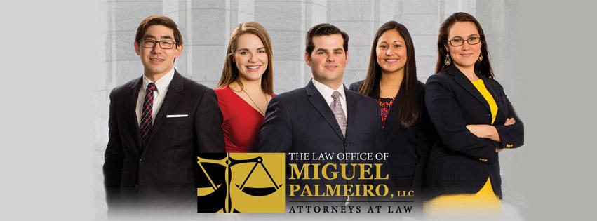<b>THE LAW OFFICE OF MIGUEL PALMEIRO, LLC<b></b></b>