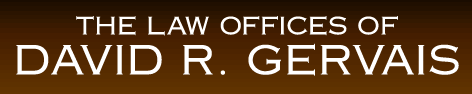 The Law Offices of David R. Gervais
