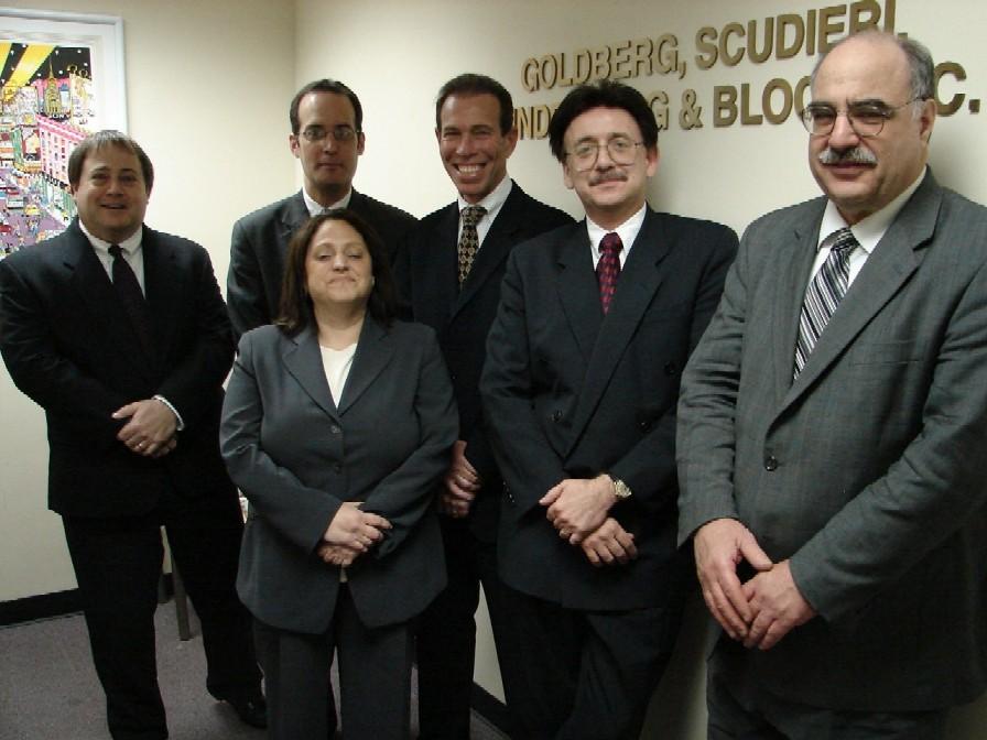 Goldberg, Scudieri & Lindenberg P.C.