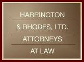 Harrington & Rhodes, Ltd.